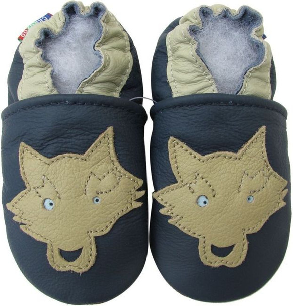 Wolf Navy Blue up to 4 Years Old