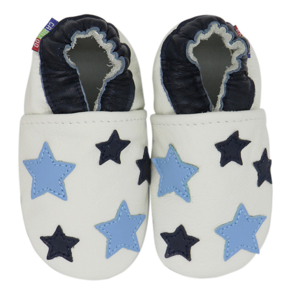 Five Stars Blue White up to 6 Years Old