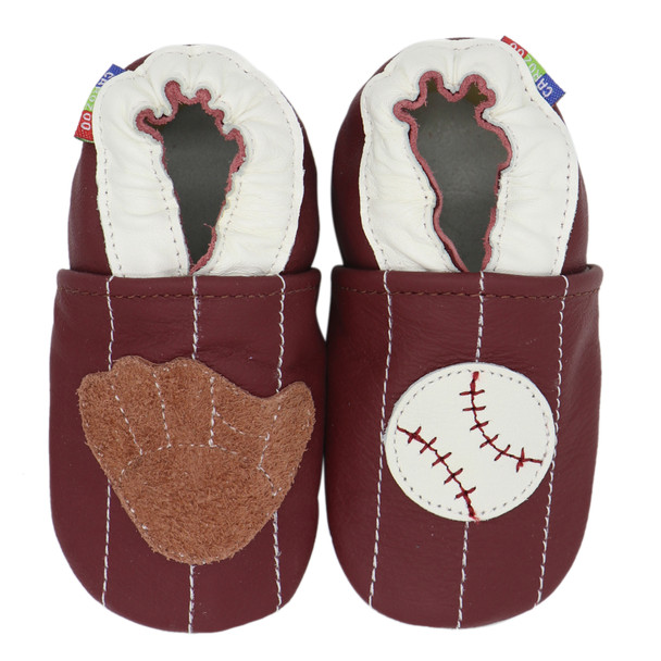 Baseball Dark Red up to 8 Years Old