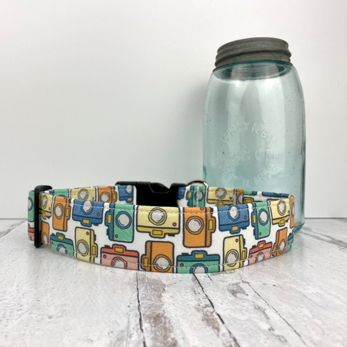 Photog Dog Collar