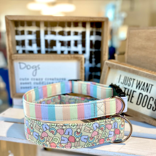 Lucky Charms Stripe Martingale