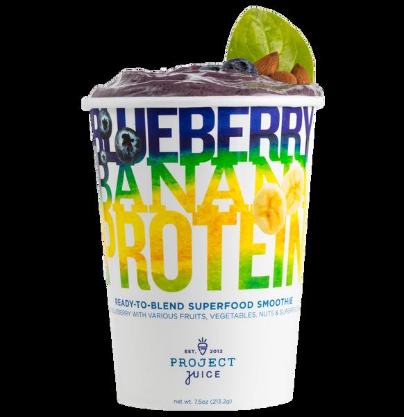 Blueberry Protein