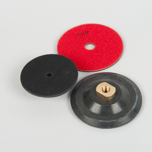 Diamond  Resin Polishing Pad (Single Pad ) Wet/Dry 125mm