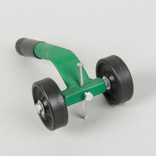 Raker Green (black wheels)
