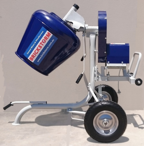 BRICKSTORM T36 TRADESMAN MIXER ELECTRIC 3.6 CU-FT