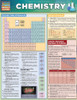Quick Study QuickStudy Chemistry Laminated Study Guide BarCharts Publishing Chemistry Academic Guide Cover Image