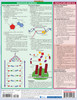 Quick Study QuickStudy Biology Laminated Study Guide BarCharts Publishing Biology Reference Guide Back Page Image