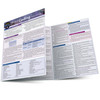 QuickStudy | Medical Coding ICD-10-PCS Laminated Reference Guide