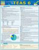 Quick Study QuickStudy Nursing TEAS6 Laminated Study Guide BarCharts Publishing Inc Academic Front Image
