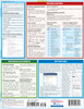 Quick Study QuickStudy Microsoft Word 2016 Laminated Reference Guide BarCharts Publishing Computer Software Guide Back Image