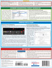 Quick Study QuickStudy Microsoft Outlook 2016 Laminated Reference Guide BarCharts Publishing Business Productivity Software Outline Back Image
