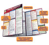 QuickStudy Quick Study Organic Chemistry Reactions Laminated Study Guide BarCharts Publishing Guide Benefits