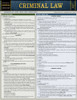 QuickStudy Criminal Law Laminated Reference Guide BarCharts Publishing Legal Reference Quick Study Cover Image