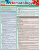 Quick Study QuickStudy Hematology Laminated Study Guide BarCharts Publishing Medical Science Outline Cover Image