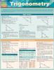 Quick Study QuickStudy Trigonometry Laminated Study Guide BarCharts Publishing Trigonometry Guide Cover Image