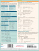 Quick Study QuickStudy Trigonometry Laminated Study Guide BarCharts Publishing Trigonometry Guide Back Image