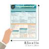 QuickStudy | Trigonometry Laminated Study Guide