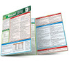 Quick Study QuickStudy Excel 2016 Formulas Laminated Reference Guide BarCharts Publishing Business Software Reference Main Image