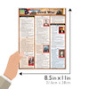 Quick Study QuickStudy American Civil War Laminated Study Guide BarCharts Publishing History Guide Size