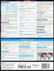 Quick Study QuickStudy Chem Lab Basics Laminated Study Guide BarCharts Publishing Science Reference Back Image