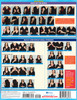 Quick Study QuickStudy American Sign Language Laminated Study Guide BarCharts Publishing Foreign Language Reference Back Image