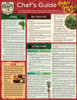 QuickStudy | Chef's Guide to Herbs & Spices Laminated Reference Guide