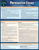 Quick Study QuickStudy Persuasive Essay Laminated Study Guide BarCharts Publishing Language Arts Reference Cover Image