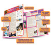 Quick Study QuickStudy Instagram Marketing Laminated Reference Guide BarCharts Publishing Social Media Marketing Reference Guide Benefits