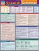 QuickStudy   Spanish Grammar Laminated Study Guide