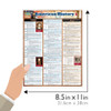 QuickStudy Quick Study American History 1 Laminated Study Guide BarCharts Publishing History Guide Size