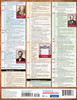 QuickStudy Quick Study American History 1 Laminated Study Guide BarCharts Publishing History Guide Back Image