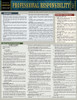 QuickStudy | Professional Responsibility Laminated Reference Guide