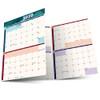 QuickStudy | 2020 Laminated Dry-Erase Calendar Guide