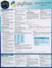 Quick Study QuickStudy Python 3 Programming Language Laminated Reference Guide BarCharts Publishing Computer Programming/Coding Language Outline Cover Image