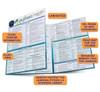 Quick Study QuickStudy Python 3 Programming Language Laminated Reference Guide BarCharts Publishing Computer Programming/Coding Language Outline Guide Benefits