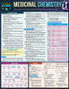 Quick Study QuickStudy Medicinal Chemistry Laminated Study Guide BarCharts Publishing Medical Science Reference Cover Image
