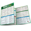 Quick Study QuickStudy Microsoft Excel 365: Tips & Tricks 2019 Laminated Reference Guide BarCharts Publishing Business Software Reference Main Image