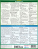 Quick Study QuickStudy Microsoft Excel 365: Tips & Tricks 2019 Laminated Reference Guide BarCharts Publishing Business Software Reference Back Image