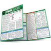 Quick Study QuickStudy Microsoft Excel 365: 2019 Laminated Reference Guide BarCharts Publishing Business Software Reference Main Image