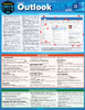 Quick Study QuickStudy Microsoft PowerPoint 365: 2019 Laminated Study Guide BarCharts Publishing Career Reference Guide Cover Image