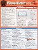 Quick Study QuickStudy Microsoft PowerPoint 365: 2019 Laminated Study Guide BarCharts Publishing Career Reference Cover Image