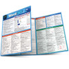 Quick Study QuickStudy Microsoft Word 365: 2019 Laminated Reference Guide BarCharts Publishing Academic/Professional Productivity Software Outline Main Image