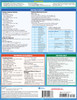 Quick Study QuickStudy Microsoft Word 365: 2019 Laminated Reference Guide BarCharts Publishing Academic/Professional Productivity Software Outline Back Image