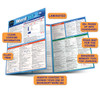Quick Study QuickStudy Microsoft Word 365: 2019 Laminated Reference Guide BarCharts Publishing Academic/Professional Productivity Software Outline Guide Benefits