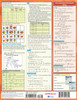 Quick Study QuickStudy Physics: Quantum Mechanics Laminated Study Guide BarCharts Publishing Science Reference Back Image