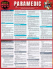 Quick Study QuickStudy Paramedic Laminated Reference Guide BarCharts Publishing Medical Technician Reference Cover Image