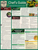 Quick Study QuickStudy Chef's Guide to Plant-Based Diets Laminated Reference Guide BarCharts Publishing Culinary Reference Outline Cover Image