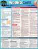 Quick Study QuickStudy Wound Care Laminated Study Guide BarCharts Publishing Medical Reference Cover Image
