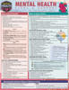 Quick Study QuickStudy Mental Health Signs & Support Laminated Reference Guide BarCharts Publishing Health & Lifestyle Guide Cover Image