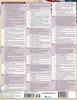 QuickStudy Quick Study American History 2 Laminated Study Guide BarCharts Publishing History Guide Back Image